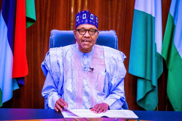 It's Your Right To Protest- Buhari Tells Youths