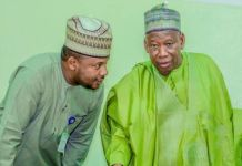 Kano State Governor, Abdullahi Ganduje Suspends Aide Salihu Yakasai For Criticising Buhari Over EndSARS