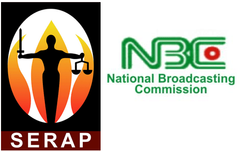 NBC Threatened To Be Sued By SERAP Over Recent Sanctions Of Channels TV AIT and Arise TV For EndSARS Coverage