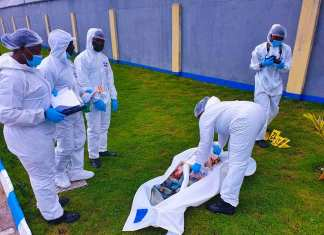 Nigerian Air Force Commences Advanced Forensic And Crime Scene Investigation Course In Lagos