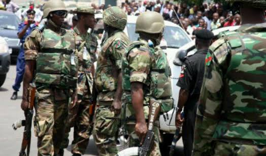 Nigerian Army Launches Crocodile Smile As EndSARS Protests Spreads In Nigeria