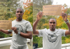 Nigerian Striker Odion Ighalo joins the #EndSARS campaign