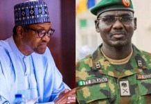 President Muhammadu Buhari Rejects Buratai's Request To Deploy Soldiers For EndSARS Protesters