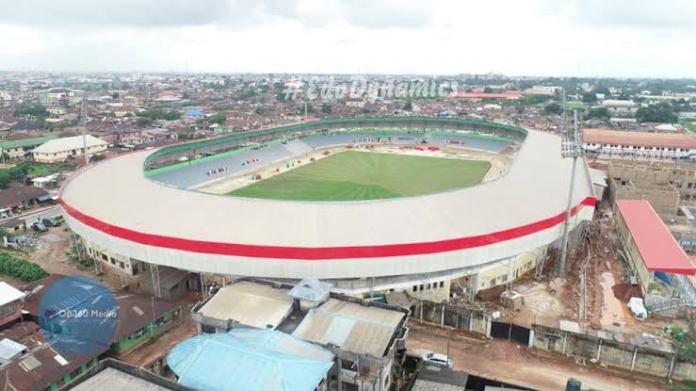 Super Eagles Vs Sierra Leone AFCON Qualifier To Be Played In Samuel Ogbemudia Stadium Benin City