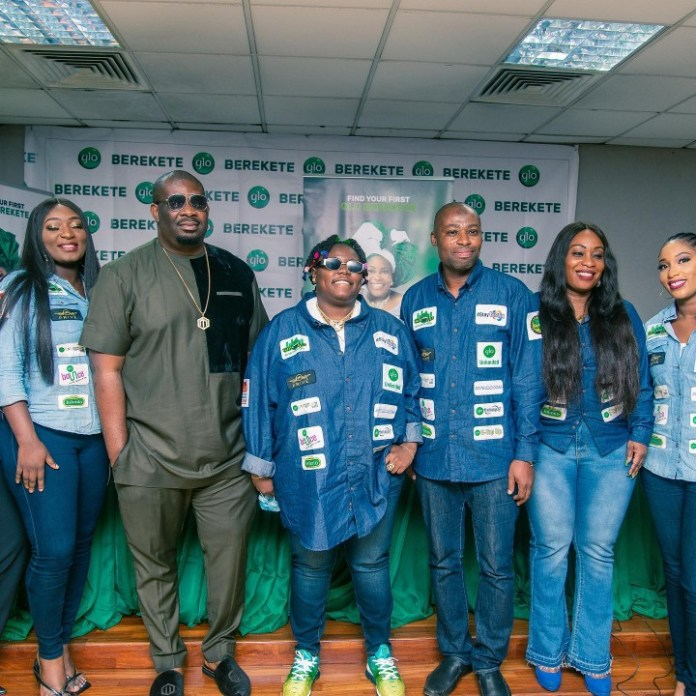 Teni And Don Jazzy Becomes Glo Ambassadors