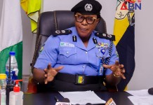 Video Of Abia state Commissioner of Police Janet Agbede Saying Fulani Herdsman Not Planning Attack On Abians