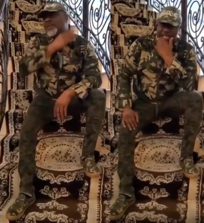 Video Of Dino Melaye Singing Na soldiers kill people for Lekki