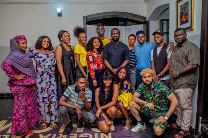 Video Of Nigerian Youths Calling For Good Governance With A Song 9ja Go Better-Big Dreams Talent