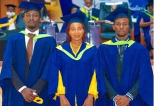 3 Postgraduate Students Of University Of Ibadan Graduates With Perfect CGPA Of 7.0 Out Of A Maximum of 7.0