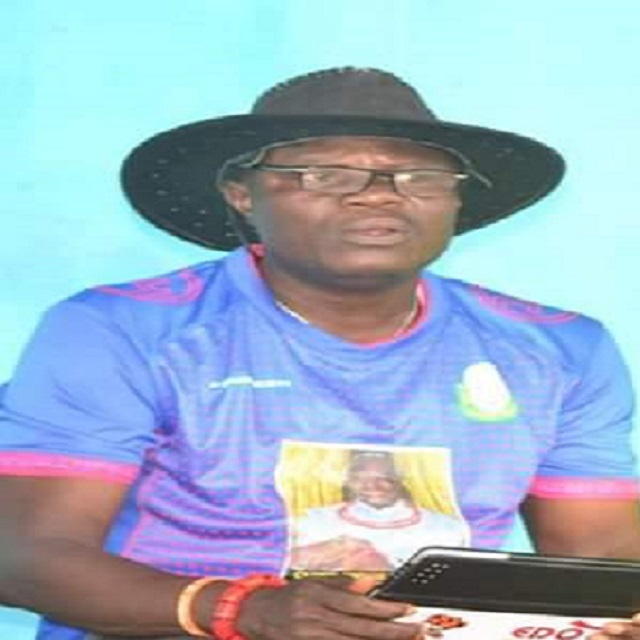 A Popular Sports Journalist Prince Anthony Obaseki Is Dead
