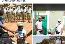 Abu The Shortest NYSC Corp Member Ever