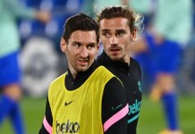 Antoine Griezmann Reveals - Messi told me he was screwed when I rejected Barca