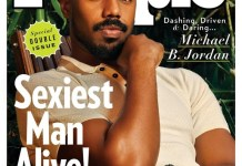 Black Panther Actor Michael B. Jordan named People's Sexiest Man Alive