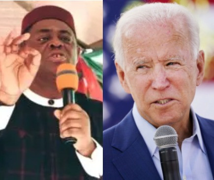 Former Aviation Minister Femi Fani Kayode Reacts To Biden's Victory Even Satan Thought He Won Until 3 Days Later