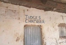 Photos Of A Nigerian Courtroom In Amada, Gombe State