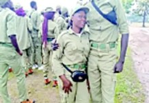 Tallest Ex Corper Cardoso Oluwatosin Says Ladies Are Scared Of My Height
