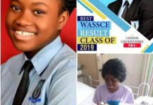 Video Of Chisom Chukwuneke Who Got 9 A1 In Waec Talking About Chronic Myeliod Leukemia Before Her Death