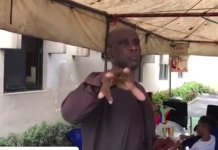 Video Of Pastor Taribo West Saying Trump Will Win The US Election