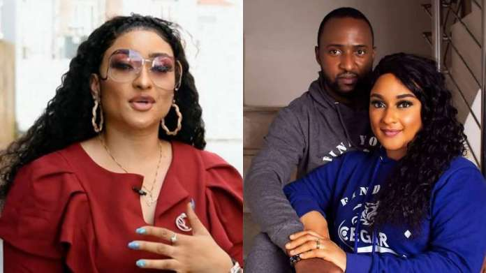 Video Of Ultimate Love star Rosie Afuwape Saying I Didn't Abort Kachi's Baby I Had A Miscarriage