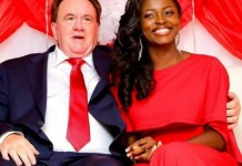Bbnaija Star Ka3na Shares Photo Of Herself And Her White Husband As She Wishes Him A Happy Birthday