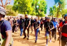 DCP Abba Kyari And His Team In Katsina To Fight Kidnappers And Armed Bandits