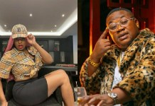 Dem Send You - Cubana Chief Priest Slams DJ Cuppy For Tagging Him On Pictures
