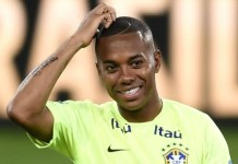 Former Manchester City player Robinho sentenced to 9 years in prison for abusing a young Albanian woman