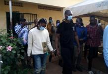 Nigerian Musician Omah Lay And Tems Charged To Court In Uganda For Violating COVID-19 Protocols