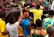 Protest Starts As Police Kills A Keke Driver And Two Others In Rukpoku Portharcourt