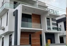 Video Of LAX Multi Million Naira House