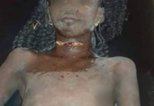 12 year old girl Blessing Imeh found inside soakaway with her throat slit