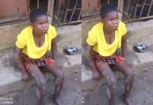 A 13-Year-Old House Help Uduak Willy Jumps Down From 2-Storey Building To Evade Punishment In Aba