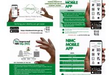 Nigerian Government Launches NIMC Mobile App To Provide Easy Registration To All Applicants