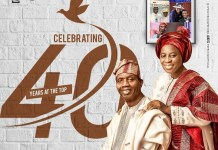Pastor Enoch Adeboye Celebrates 40 Years As Redeemed Church General Overseer