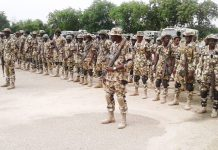 Tension Increases As Mob Lynched A Soldier Who Shot Four Civilians In Maiduguri