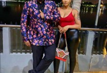 Tonto Dikeh's Ex-Husband Olakunle Churchill Introduces Rosy Meurer As His New Wife