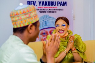 We Did Not Make Tonto Dikeh Our Ambassador - Christian Pilgrim Commission Says