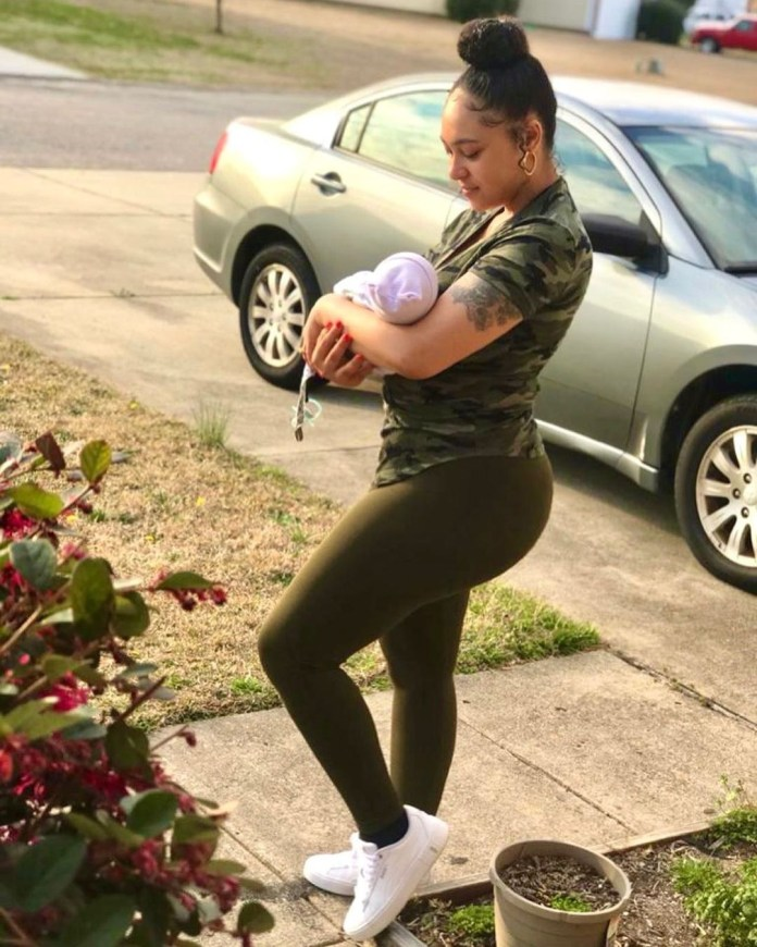 First photo of actress, Rosy Meurer and her son