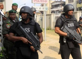 Operatives Of DSS Raids Bandit Camp In Kaduna And Intercepts Sophisticated Weapons