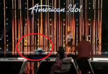 Video Of American Idol Contestant Funke Lagoke Who Fainted On Stage During Judgement
