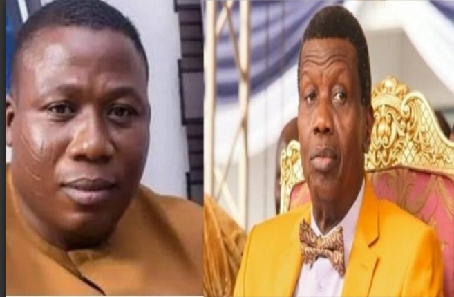 I Didn't Mean To Mock Adeboye Over Son's Death - Sunday Igboho