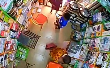 Video Of A Woman Stealing A Storekeeper's Bag At Dawaki Modern Market Abuja