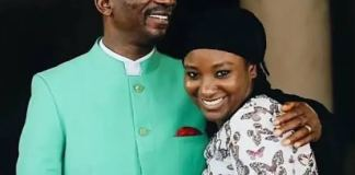Video Of Pastor Paul Enenche And His Daughter Singing At Living Faith 40th Anniversary