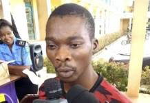 A 28 Year Old Armed Robber Gbenga Kikiowo Says He Started Robbing At Age 7 And Hoped To Be Popular Like Oyenusi And Anini