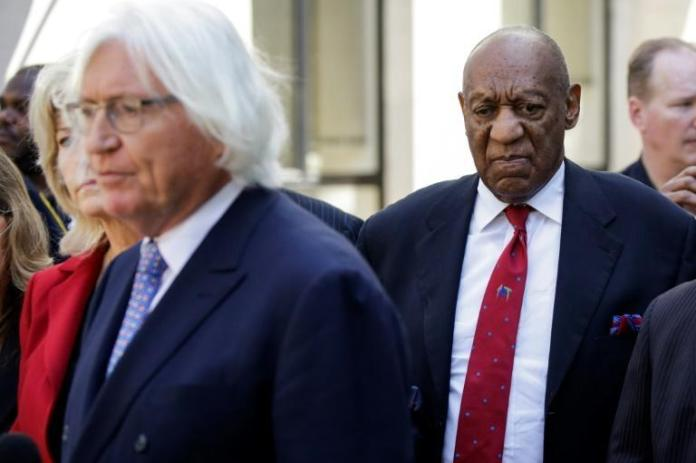 A US Court Pennsylvania Supreme Court Quashes Bill Cosby's Sex Crimes Conviction For Drugging And Sexually Assaulting A Woman 15 Years Ago And Orders His Release