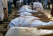 Photos Of 12 People Killed In Sokoto State By Armed Bandits