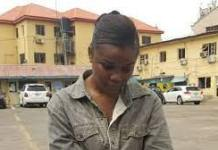 Police Arrest 21-Year-Old UNILAG Student, Chidinma For Allegedly Killing The Chief Executive Officer Of Super TV, Usifo Ataga