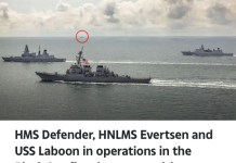 RUSSIA Has Threatened To SINK British Warships The Next They Sail Too Close To Crimea
