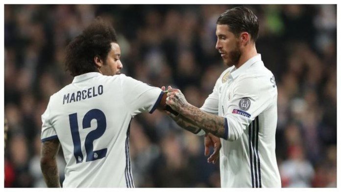 Real Madrid Left-Back Marcelo Becomes Madrid's Captain After Sergio Ramos' Departure