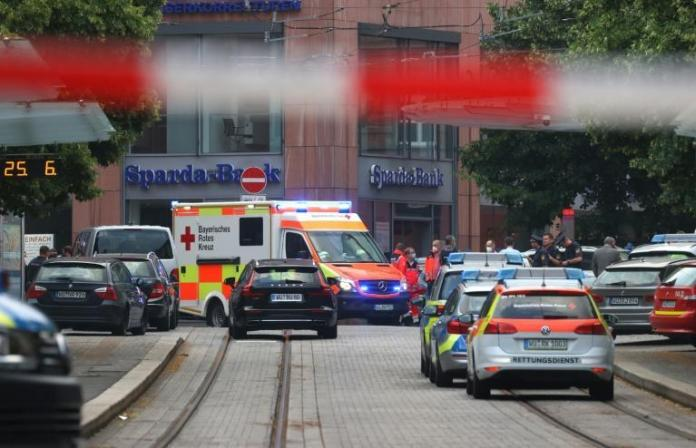 Somali Man Kills Three People In 'brutal' Germany Knife Attack And Five Others Seriously Injured